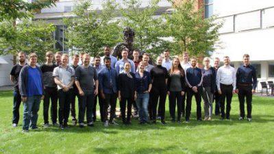 Velkommen til BEC's fjerde graduate-hold