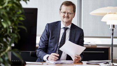 Kurt Nørrisgaard fylder 60 år