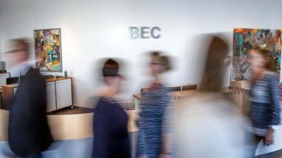 Rekorddag i BEC