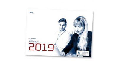 CSR-rapport 2019 – status på BEC's arbejde med samfundsansvar
